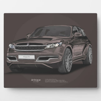 Infiniti FX 45 Artrace body-kit Plaque