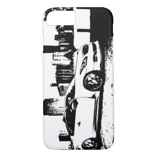 Infiniti G37 Coupe Side Shot iPhone 8/7 Case