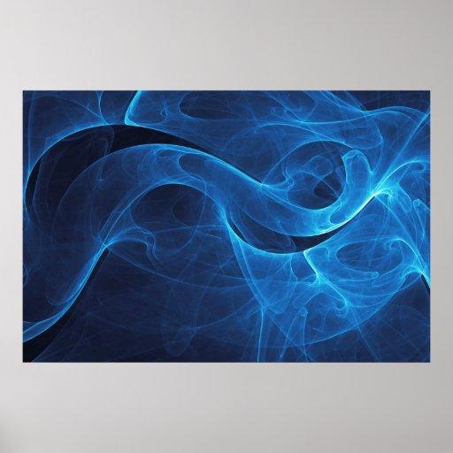 Infinity Blue Print