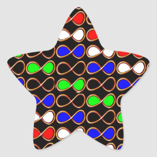 INFINITY  decorative art for all occasion ENJOY IT Stickers