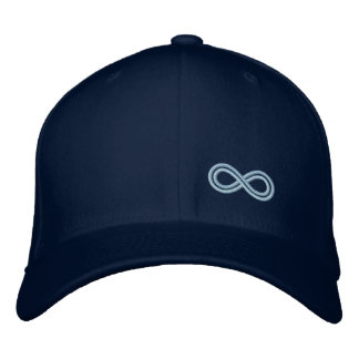 Infinity Hat by Infinite ZZZ Embroidered Baseball Cap