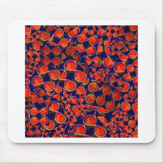 infinity iNFINITE Red Scrap MATHS COSMOS SCIENCE Mousepad