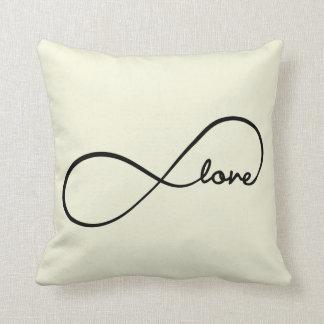 Infinity Love Pillow