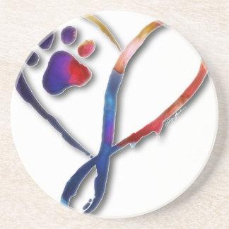Infinity Paw Coaster