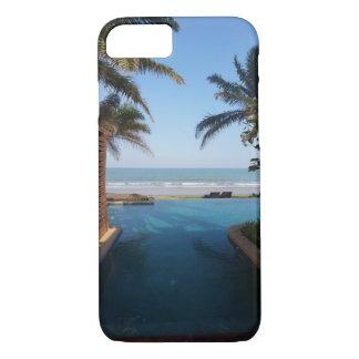 Infinity pool beach iPhone 7 case