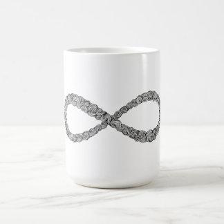 Infinity Sign Coffee Mug