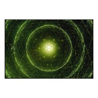 Infinity Sphere Photographic Print