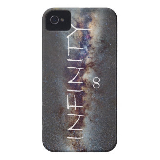 INFINITY STARS IN THE MILKY WAY ∞ iPhone 4 Case-Mate CASE