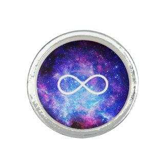 Infinity symbol nebula