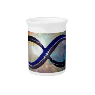 Infinity Symbol Pitcher