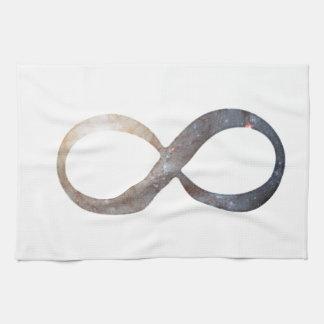Infinity Symbol Tea Towel