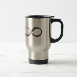Infinity Symbol Travel Mug