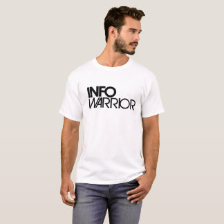 Info Warrior Apparel T-Shirt