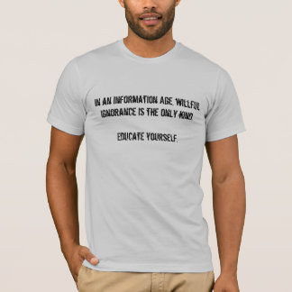 Information Age T-Shirt