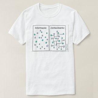 Information and knowledge T-Shirt