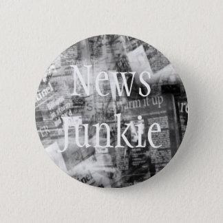Information Junkie Customizable Button