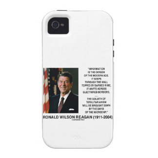 Information Oxygen Modern Age David Goliath Quote Vibe iPhone 4 Covers