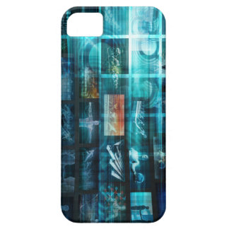 Information Technology or IT Infotech as a Art Barely There iPhone 5 Case