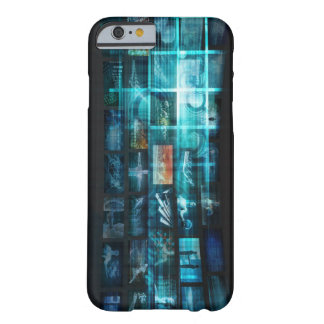 Information Technology or IT Infotech as a Art Barely There iPhone 6 Case