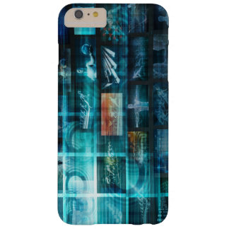 Information Technology or IT Infotech as a Art Barely There iPhone 6 Plus Case