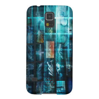 Information Technology or IT Infotech as a Art Case For Galaxy S5