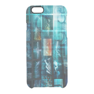 Information Technology or IT Infotech as a Art Clear iPhone 6/6S Case