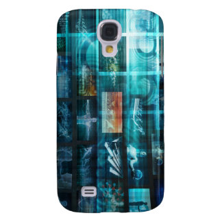 Information Technology or IT Infotech as a Art Galaxy S4 Cover