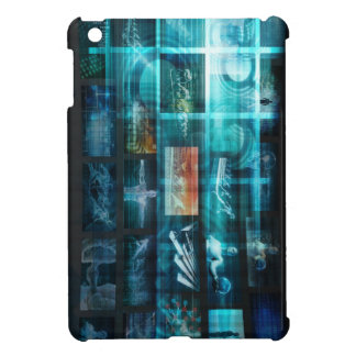 Information Technology or IT Infotech as a Art iPad Mini Case