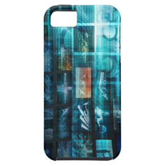 Information Technology or IT Infotech as a Art iPhone 5 Cases