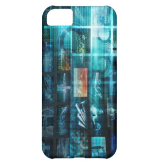 Information Technology or IT Infotech as a Art iPhone 5C Case
