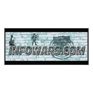 Infowars Bookmark Custom Announcement