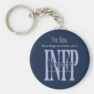 INFP theDreamer Key Ring