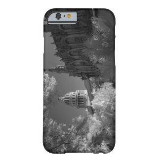Infra red of Capitol building dome in Havana Barely There iPhone 6 Case