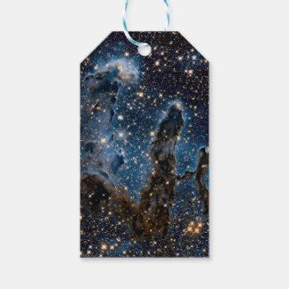 Infrared Eagle Nebula Pillars of Creation Gift Tags