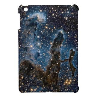 Infrared Eagle Nebula Pillars of Creation iPad Mini Cover