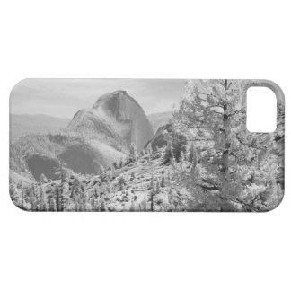 Infrared photo in East side of Yosemite National 2 iPhone 5 Case