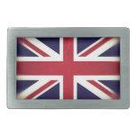 Inglaterra Bandeira Grunged