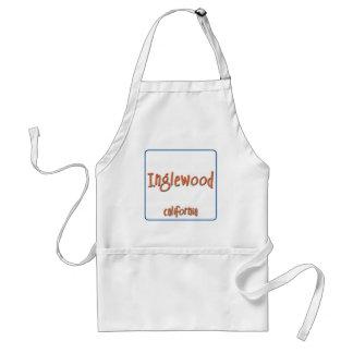 Inglewood California BlueBox Standard Apron