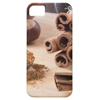 Ingredients for cooking in the kitchen barely there iPhone 5 case