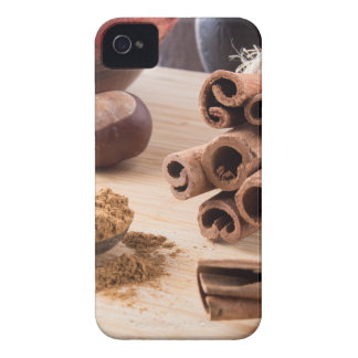 Ingredients for cooking in the kitchen iPhone 4 Case-Mate cases