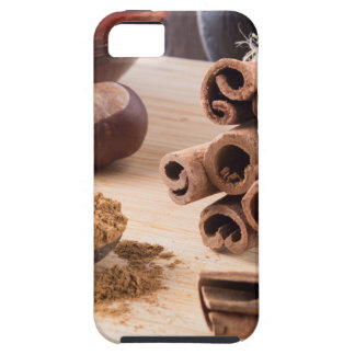 Ingredients for cooking in the kitchen iPhone 5 cover