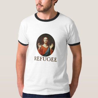 Ingres' Ecce Homo as Refugee T-Shirt