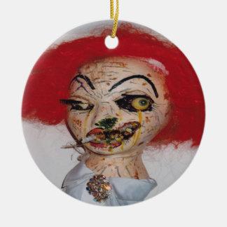 Ingrid Ceramic Ornament