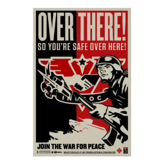 INGSOC Over There Poster