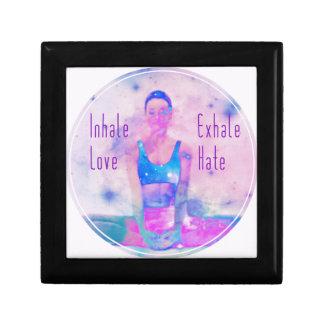 Inhale Love Universe Series Gift Box