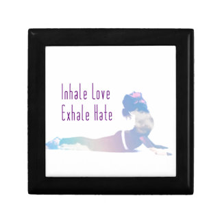 Inhale Love Yoga Series Gift Box