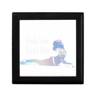 Inhale Love Yoga Series Gift Box