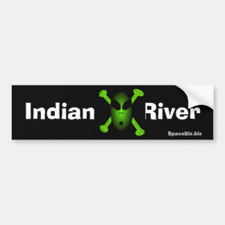 Inian River Bumper Sticker