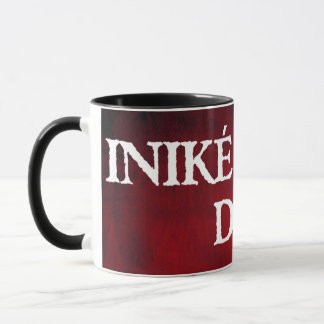 Iniké Djembé - The coffee mug for Djembé of player