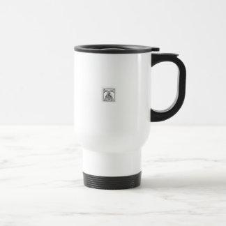 Initial A Coffee Mug